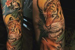 Tiger Tattoos NYC
