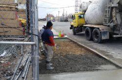 bronx concrete sidewalk Repair