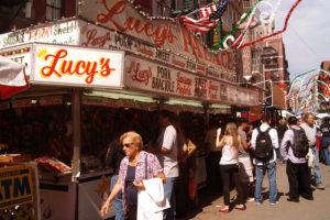 lucys sausage