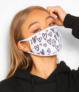 Boohoo Face Masks